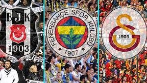 Üç büyükler Süper Ligi domine etti...