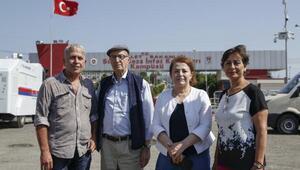 TGC Cumhuriyet Gazetesi Davasında tutuklu 4 ismi ziyaret etti