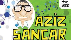 Aziz Sancar'ın  etkileyici yaşamöyküsü  çocuklara ilham verecek