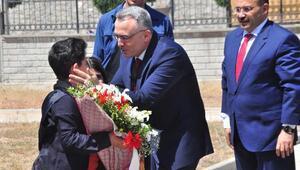 Maliye Bakanı Naci Ağbal Bitlis'te