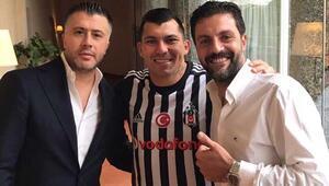 Beşiktaş Medel transferini böyle duyurdu