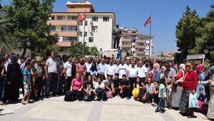 TEOGda başarı gösteren öğrenciler geziye gönderildi