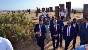 Maliye Bakanı Naci Ağbal Bitlis'te (2)