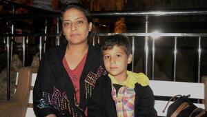 Astım hastası anne-oğul Ballıca Mağarasında nefes açıyor