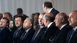 Cumhurbaşkanı Erdoğan Ispartada fabrika açtı