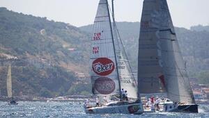 TAYK-Eker Olympos Regatta Yelken Yarışlarının 2nci etabı tamamlandı