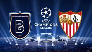 Medipol Başakşehir Sevilla maçı ne zaman saat kaçta hangi kanalda yayınlanacak