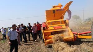 Kırklareli tarımına fasulye patozu kazandırıldı