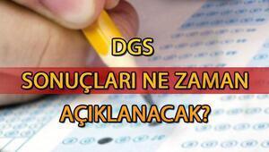 ÖSYM DGS sonuçları ne zaman açıklanacak sorusuna yanıt verdi