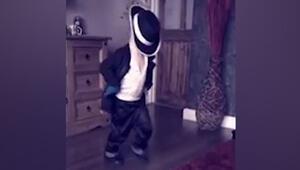Michael Jackson'ın en küçük hayranı