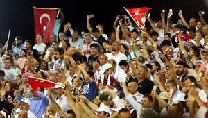 Cumhurbaşkanı Erdoğan, Ak Parti 16. kuruluş törenlerinde (EK 3 Fotoğraflar)