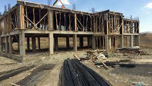 Van Büyükşehir Belediyesinden Özalpe 2 milyon TLlik kompleks