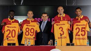 Galatasarayda yeni transferler imzayı attı Arda açıklaması...