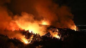 Yunanistan cayır cayır yanıyor