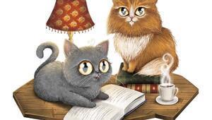 SabitFikir'de bu ay 'Kedili edebiyat' var