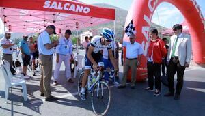 Talasta bisiklet şampiyonası başladı