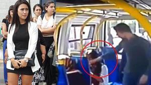 Minibüste şortlu kıza saldırmıştı... Savunması: Takıntı yaptım