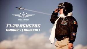 """Çanakkale'de """"Troy Air Fest"""" heyecanı başlıyor"""