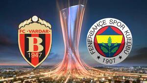 Vardar Fenerbahçe maçı hangi kanalda saat kaçta canlı yayınlanacak Fenerbahçe maçı şifreli mi
