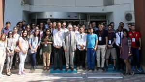 25 ülkenin öğrencileri Sincanda buluştu