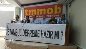 Korkutan İstanbul depreme hazır mıraporu