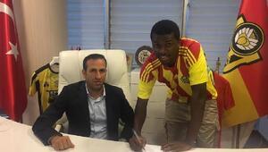 Evkur Yeni Malatyaspor, Sadio Diallo'yu renklerine bağladı