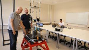 Gebze Teknik Üniversitesinde deprem erken uyarı sistemi için araştırma yapılıyor