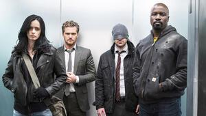 The Defenders  New York'u  kurtaracak mı
