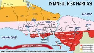 Kandilli'den İstanbul depremi hatırlatması: 7'nin üzerinde deprem yakın