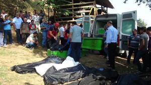 Fındık işçilerini taşıyan traktör devrildi: 7 ölü, 9 yaralı (2)- Yeniden