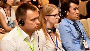Partner ülke Rusya, İzmir Fuarı'na 300 kişilik heyetle geldi