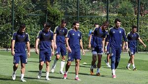 Fenerbahçe Trabzonspor hazırlıklarına ara vermeden devam etti