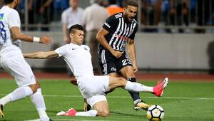 Kartalın Cuma kabusu Maçta 4 gol