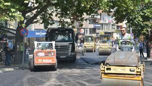 Çankaya bölgesine modifiye asfalt