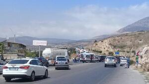 Hatayda MİT, polis ve jandarma operasyonuyla 1i yaralı 5 DEAŞlı yakalandı (2)- Yeniden