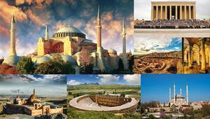 Hepsi birer şaheser: En iyi 100 mimari eser jürisinin seçimleri...