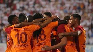 Galatasaray Osmanlıyı deplasmanda rahat geçti 4 gol...