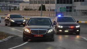 Ekonomi Bakanı Zeybekcinin kızının düğünü başladı (2)