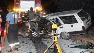 Bodrumda kaza: 1 ölü, 1 yaralı