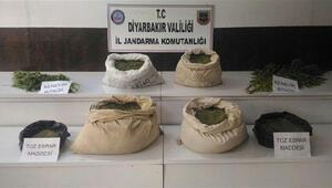 Diyarbakırda 1 terörist ölü ele geçirildi