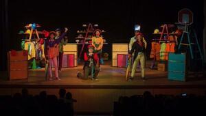 Pınar Çocuk Tiyatrosuna yoğun ilgi