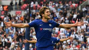 Londra derbisinde kazanan Chelsea
