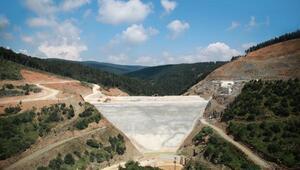 Milletvekilleri Akçay Barajını gezdi