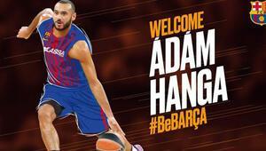 Barcelona Lassa, Hanga ile imzaladı