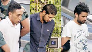 Barcelona şüphelileri mahkemeye pijamayla çıkarıldı