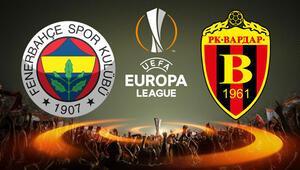 Heyecan dorukta: Fenerbahçe Vardar maçı ne zaman saat kaçta hangi kanalda izlenebilecek