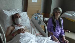 80 yaşında böbreğini verdi Evladım için ızdıraplara dayandım dedi