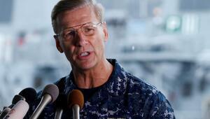 Amerikalı koramiral 4 gemi kazası sonrası görevden alındı