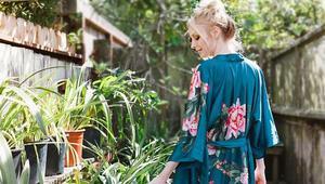 Bu sezon yine karşımızda: Kimonolar