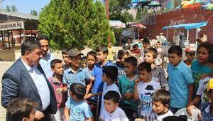 Başkan Çeleğen, öğrencilerle buluştu